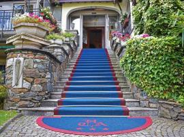 Albergo Ristorante Conca Azzurra, hotel in Colico