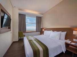Grand Whiz Megamas Manado, hotel di Manado