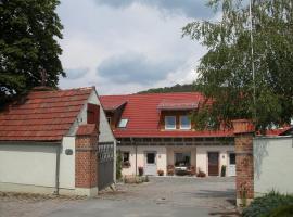 Feriendomizil Taupadel, Hotel in Bürgel