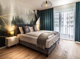 Sleep Inn Düsseldorf Suites, accessible hotel in Düsseldorf