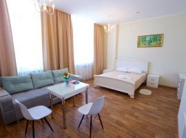 Апартель, Парк Сити, отель в Красноярске