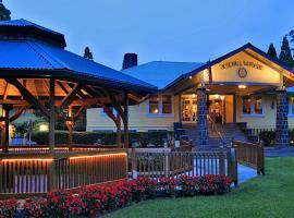 Kilauea Lodge and Restaurant, inn in Volcano