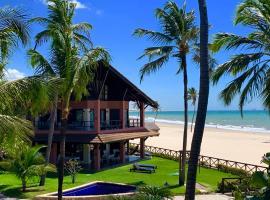 Dream Beach Cumbuco Oceanfront Apartments, hotel near Icarai Beach, Cumbuco