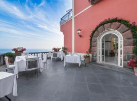 Villa Magia, hôtel à Positano