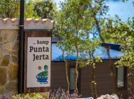 Kamp PUNTA JERTA, campsite in Krk