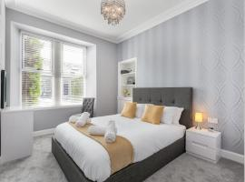 Dunfermline Central Apartments No.46, self catering accommodation in Dunfermline