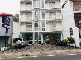 Vendol Maliga Edge, guest house in Kandy