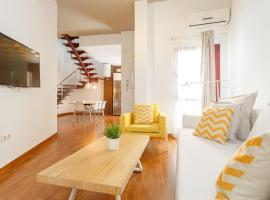 Apartamentos Sherry Center, apartment in Jerez de la Frontera