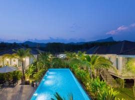 Sengjan Garden Pool Villas, hotell sihtkohas Klong Muang Beach