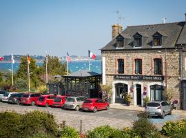 Restaurant Hotel Didier Méril, отель в Динаре