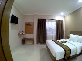 Mr J Suites Hotel Tegal, hotel in Tegal