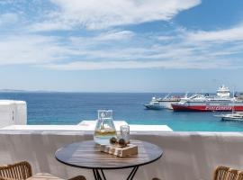Avra Mykonos, guest house in Tourlos