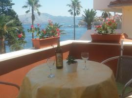 Blaga Apartment -, pet-friendly hotel in Korčula
