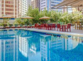 Novel Hotel City Center، فندق في أبوظبي