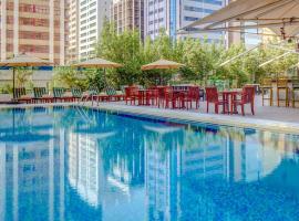 Novel Hotel City Center, ξενοδοχείο στο Άμπου Ντάμπι