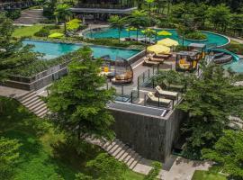 Royal Tulip Gunung Geulis Resort and Golf, hotel di Bogor