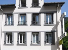 Logis Le Central, hôtel à Barèges