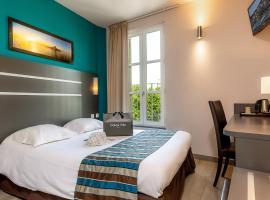 Hotel Terminus Saint-Charles, hotel near Noailles Market, Marseille