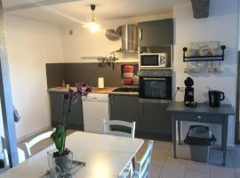 Gite le Ramonètage, hotel near Lastours Castle, Limousis