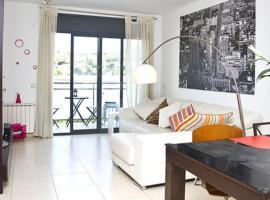 Fira Barcelona View Montjuic Apartments, hotel in Barcelona