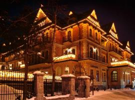 Grand Hotel Stamary, hotel in Zakopane