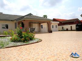 DanRitzcer Suites, guest house in Accra