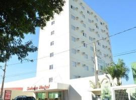Salone Hotel Ltda, hotel in Uberlândia