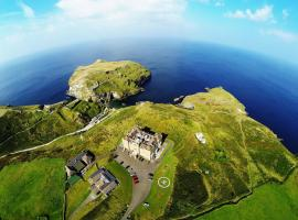 Camelot Castle Hotel, hotel in Tintagel