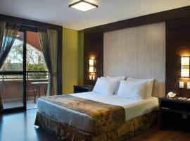 Master Gramado Hotel - A 1 quadra da Borges de Medeiros, hotel in Gramado