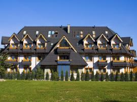Hotel Skalny, hotel in Zakopane