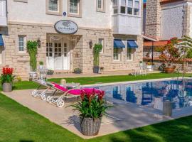 Salbakos Herakleia Boutique Hotel, отель в городе Алачаты