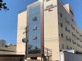 Hotel Guarumar, hotel no Guarujá