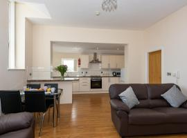 Waterview Deluxe Apartments, serviced apartment in Barrow in Furness