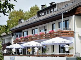 Hotel Südhang: Winterberg'de bir otel
