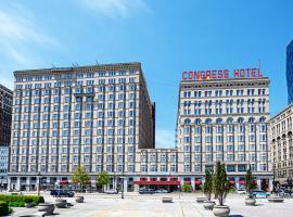 Congress Plaza Hotel Chicago, hotel in Chicago