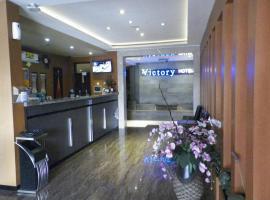 Hotel Victory Bandung, hotel near Ciroyom Station, Bandung