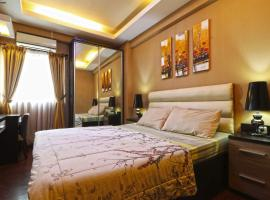 The Suites Metro Apartment - King Property, apartment in Bandung