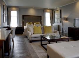 Best Western Garfield House Hotel, hotel in Chryston