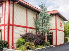 Econo Lodge Scranton near Montage Mountain, pet-friendly hotel in Scranton