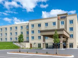 Comfort Inn & Suites, hotel near Kingston 1000 Islands Cruises, Napanee