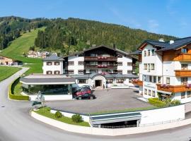 Hotel Waidmannsheil, hotel ve Flachau