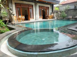 Dugul Hidden, homestay in Ubud