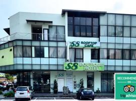 S8 Boutique Hotel near KLIA 1 & KLIA 2, hotel near Kuala Lumpur International Airport - KUL, Sepang