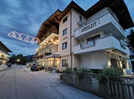 Hotel Gänsleit, hotel in Söll