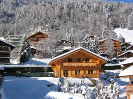 Chalet Courage, hotel in Champéry