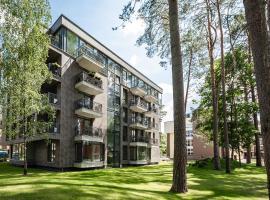 FoRest Apartments – hotel w pobliżu miejsca Centrum rekreacyjne AQUA w Druskienikach w Druskienikach