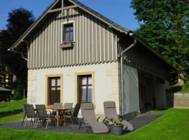 Ferienhaus Lusatia am Töpfer, Hotel in der Nähe von: Burg Obyin, Kurort Oybin