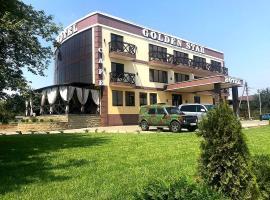 Golden Star, отель в Тимашевске