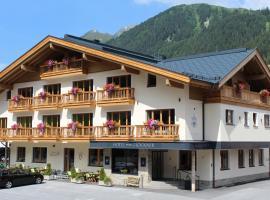 Hotel Glöckner – hotel w mieście Ischgl
