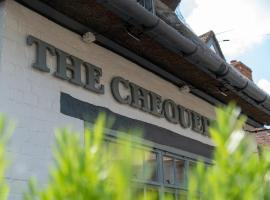 The Chequers at Burcot, hotel in Oxford